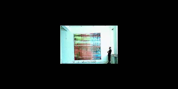 Grande première pour Gerhard Richter - La Libre