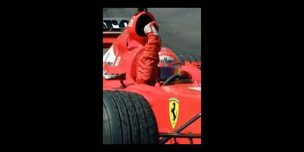 Cinquième victoire monégasque pour Schumacher - La Libre