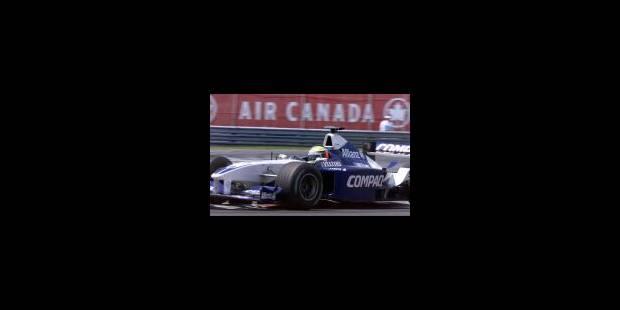 Williams-BMW: une redoutable efficacité - La Libre