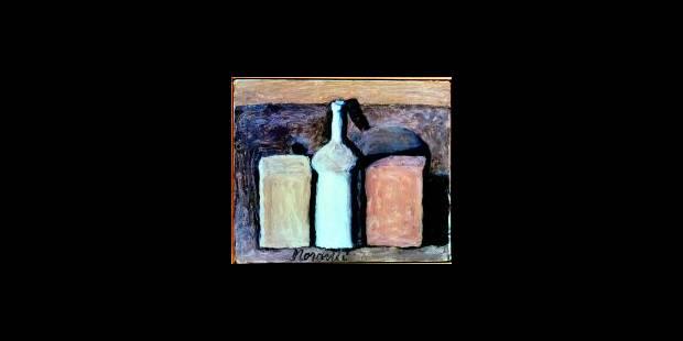 Giorgio Morandi, unique et solitaire - La Libre