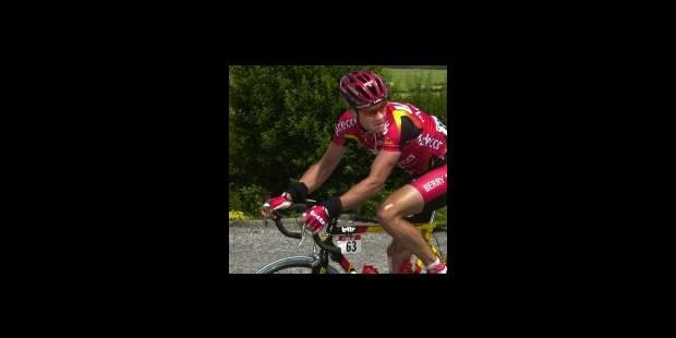 Baguet fait la nique aux sprinters - La Libre