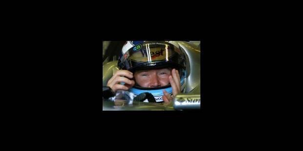 Michael Schumacher encore plus près des étoiles - La Libre