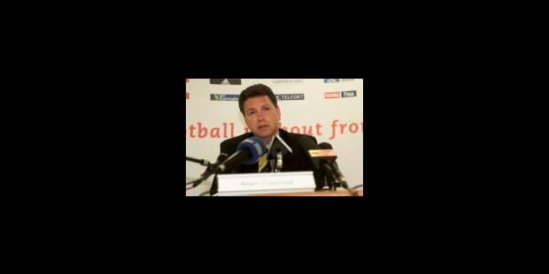 Le petit foot régionalisé? - La Libre