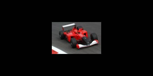 Un Grand Prix à contrecoeur - La Libre