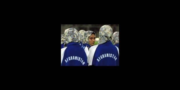 Le sport afghan en quête de renouveau - La Libre