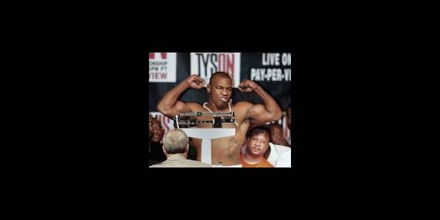 Tyson - Lewis : le duel a enfin lieu - La Libre
