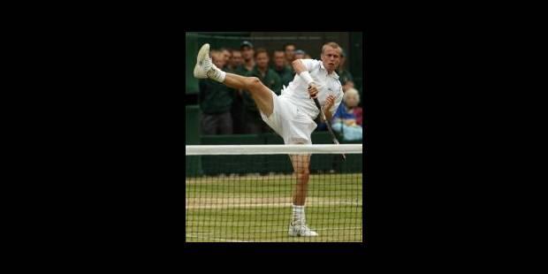 Une victoire sèche pour Hewitt - La Libre