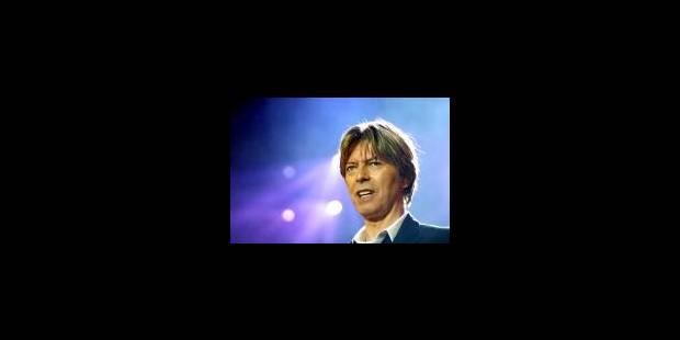 David Bowie dans toute sa splendeur - La Libre