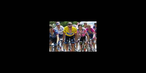 Armstrong aime la France mais pas tous les Français - La Libre