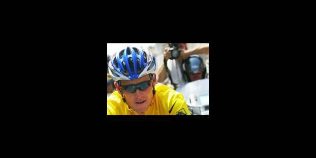 Armstrong pour la quatrième fois - La Libre