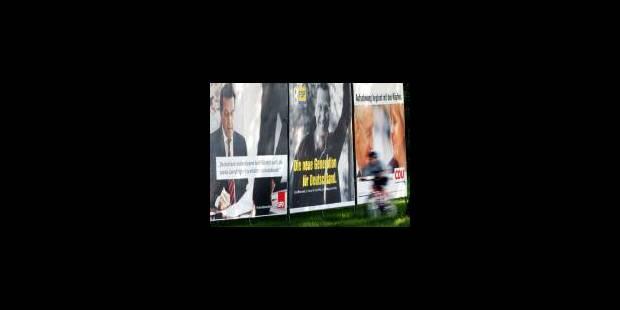 Le dilemme allemand - La Libre