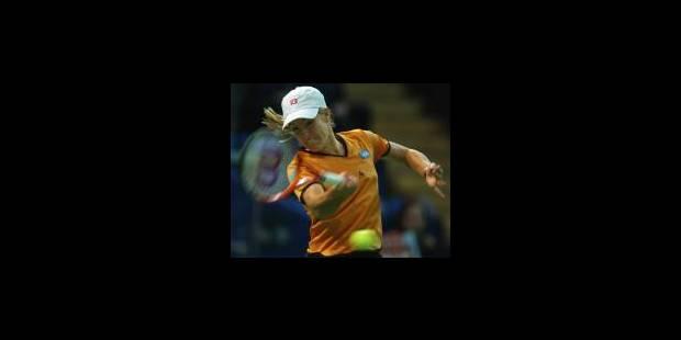 Hénin et Clijsters prennent rendez-vous en quarts - La Libre