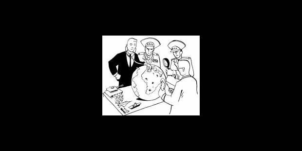 La puissance militaire en question - La Libre