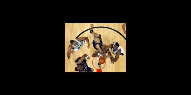 Les Spurs sur le toit du monde - La Libre