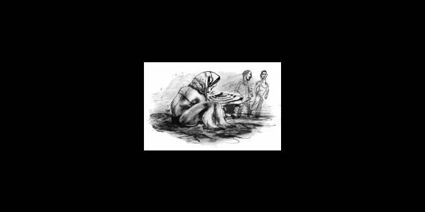 Foulards noués - La Libre