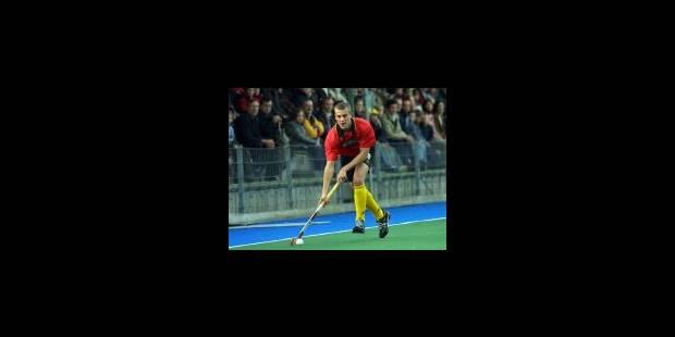Max Luycx, Stick d'Or 2003 - La Libre