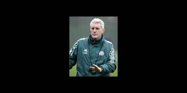 Hugo Broos veut rester à Anderlecht - La Libre