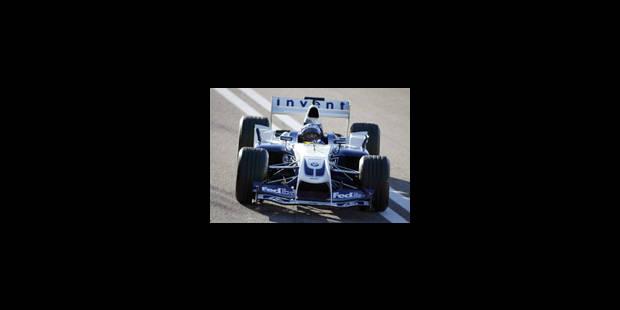 Montoya: «Devenir champion du monde avant de quitter Williams» - La Libre
