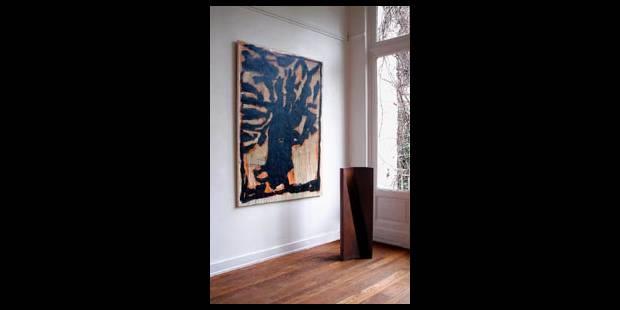 Rigueur sculpturale et baroquisme pictural - La Libre