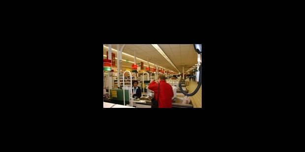 Pas de grève dans les magasins, le 19 - La Libre