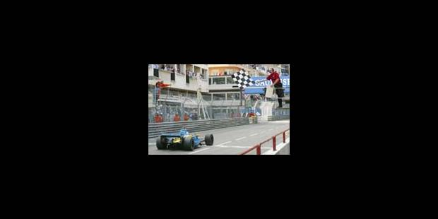 Trulli fait tomber Ferrari - La Libre