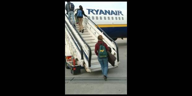 Ryanair souffre aussi de la concurrence - La Libre