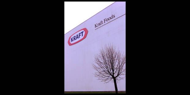 Kraft Foods Herentals réduit ses effectifs - La Libre