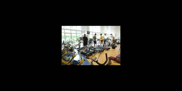 Le fitness se fait des muscles - La Libre