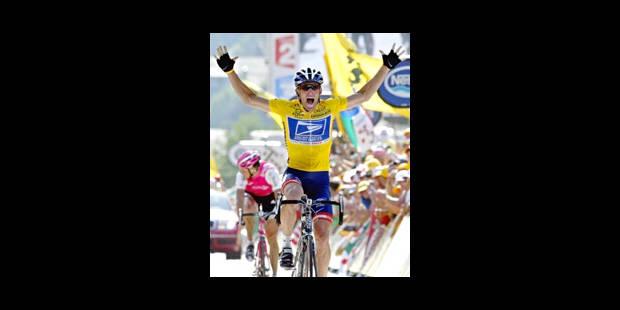 Lance Armstrong intouchable - La Libre