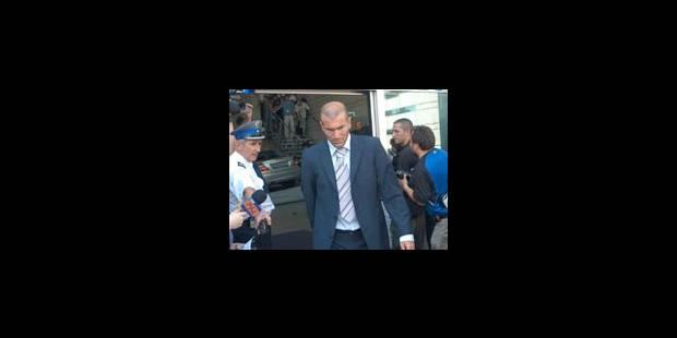 Zidane renonce à l'équipe de France - La Libre
