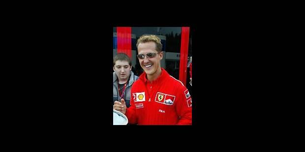 Schumacher: sept, jeu et match? - La Libre