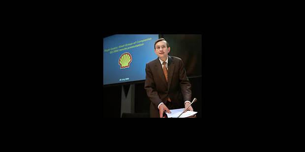 Le groupe Shell dope ses réserves - La Libre