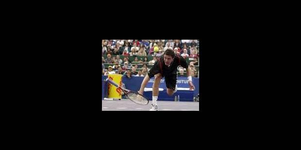 Hewitt-Federer en finale ! - La Libre