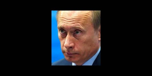 Poutine justifie la nationalisation de facto de Ioukos - La Libre