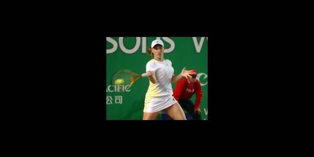 Svetlana Kuznetsova positive au WTT de Charleroi - La Libre