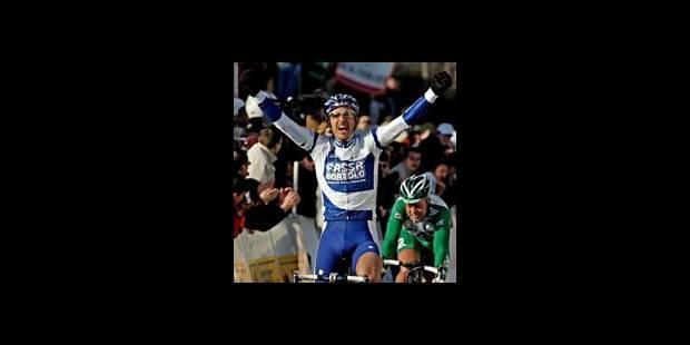 Fabian Cancellara, mistral gagnant - La Libre