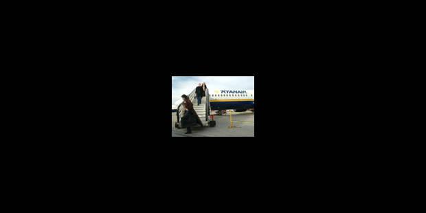 Ryanair condamnée à Charleroi - La Libre