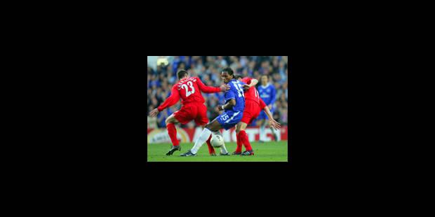 Chelsea et Liverpool dos à dos - La Libre