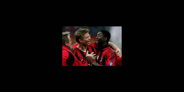 Le Milan AC prend une option sur la finale - La Libre