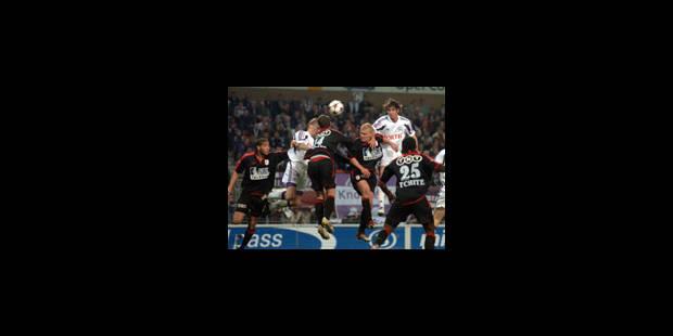Belgacom prend option sur le foot belge ! - La Libre