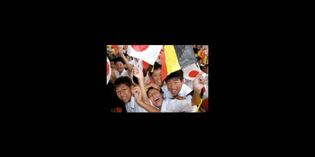 Des Japonais situent mieux la Belgique - La Libre