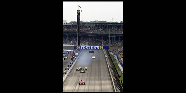Michael Schumacher, premier sur six - La Libre