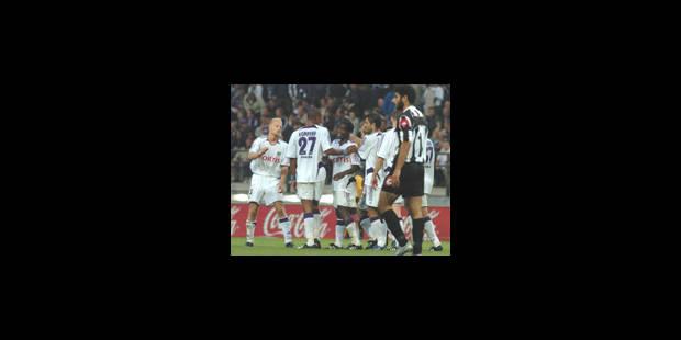 Anderlecht sans problème - La Libre