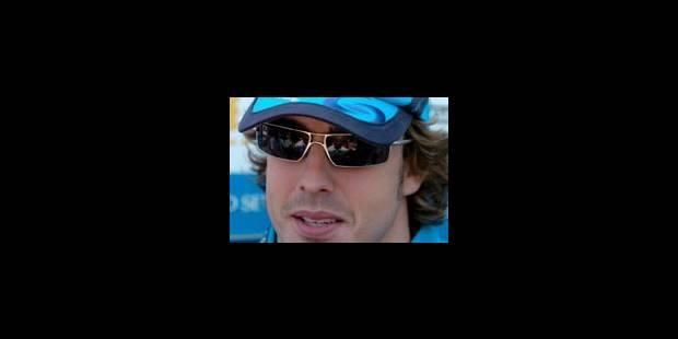 Fernando Alonso sur du velours - La Libre