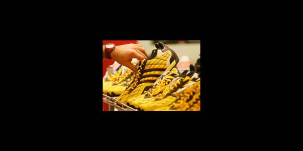 Adidas va racheter Reebok - La Libre