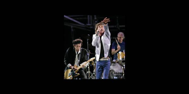Les Rolling Stones continuent à enthousiasmer - La Libre