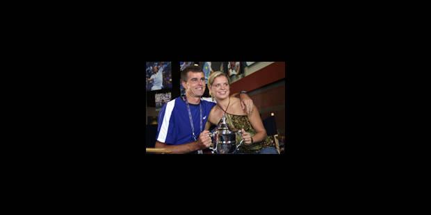 Kim Clijsters et son entraîneur se séparent - La Libre