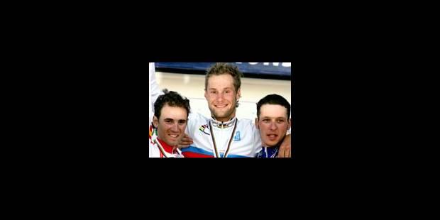 Tom Boonen champion du monde - La Libre