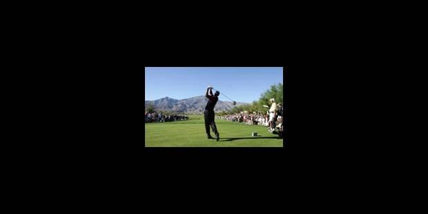 Tiger Woods seul sur sa planète - La Libre