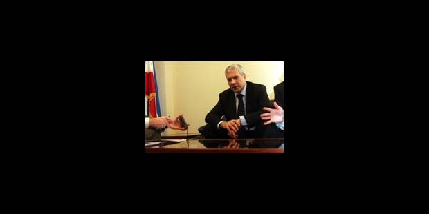 Tadic ne veut pas «diviser le Kosovo» - La Libre